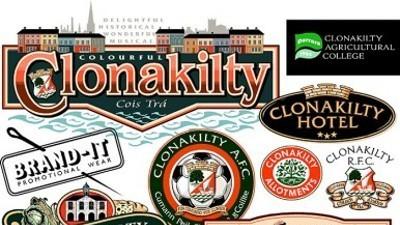 Tomás Tuipéar & The Clonakilty Sign Co.
