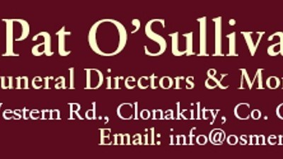 Pat O Sullivan & Sons Funeral Directory