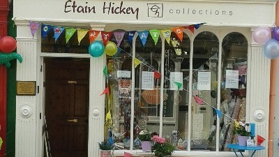 Etain Hickey collections
