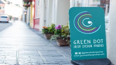 Green Dot - Irish Design Makers