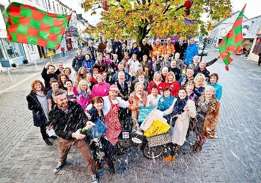 CLONAKILTY NAMED BEST TOWN IN THE UK AND IRELAND 2017