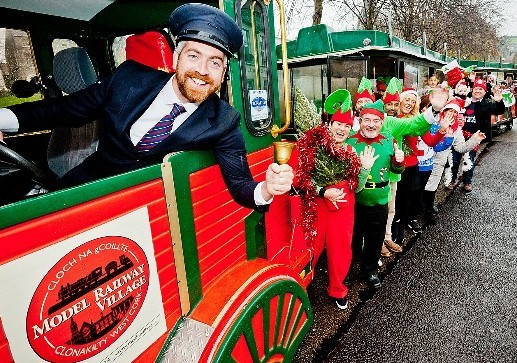 Clonakilty Christmas Express returns for more Festive Madness