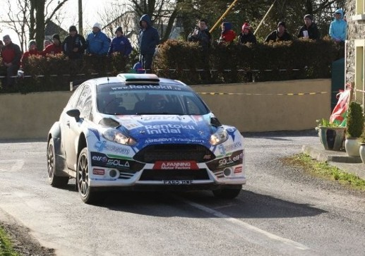 Victory for Breen & Nagle in Clonakilty Park Hotel West Cork Rally 2019