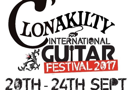 Clonakilty International Guitar Festival 2017