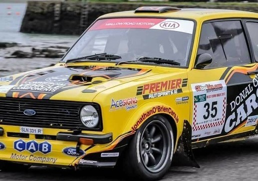 Clonakilty Park Hotel West Cork Rally 2019