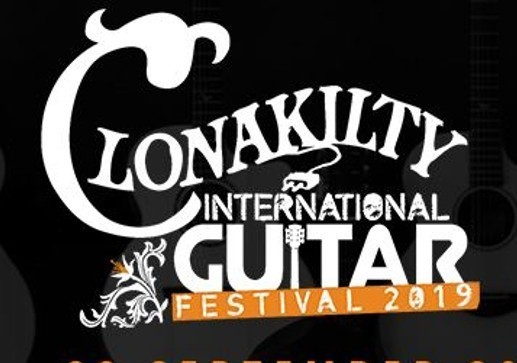 Clonakilty International Guitar Festival 2019