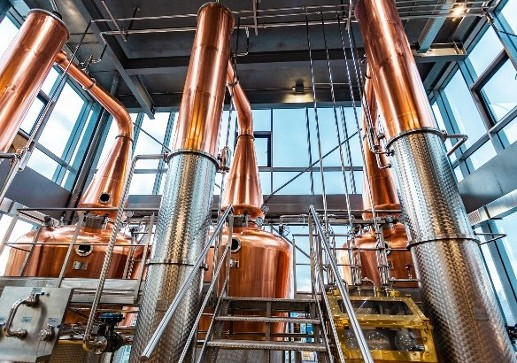 The Clonakilty Distillery and Visitor Experience is Clonakilty town's newest attraction to open its doors to the public.
